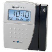 Pyramid Technologies, Inc. Time/Attendance System, w/ Hardware/Software, Blue/Silver