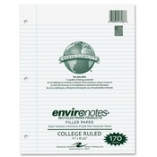 Roaring Spring Paper Products Filler Paper, College Ruled, 170 Sheets, 11'x8-1/2', White Wholesale Bulk