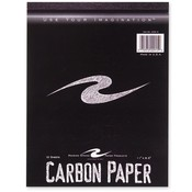 Roaring Spring Paper Products Carbon Paper Tablet, 1-1/2'x11', 10/PK, Wholesale Bulk