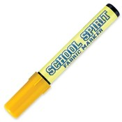 Uchida of America  Spirit Fabric Marker,Permanent,Odorless,Bt.Orange