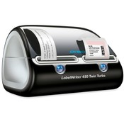 Dymo Corporation Labelwriter,Holds 2 Rolls,USB Connectivity,71 Label Per Min.
