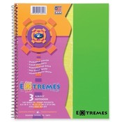 Roaring Spring Paper Products Wirebound Notebook,3-Sub,College Ruled,150/Shts,11x9,FL Wholesale Bulk