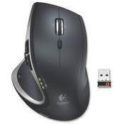 "Logitech, Inc Performance MX Mouse, Laser Tracking, 5""x3""x1-1/2"", Black"
