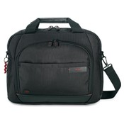 Samsonite Corporation Laptop Portfolio, Lightweight, 15-1/2'x3-1/2'x12, Black Wholesale Bulk