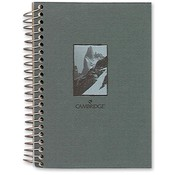 Mead Notebook,Wirebound,College Ruled,140 Sheets,5x7,Design Cvr Wholesale Bulk