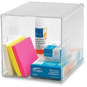 Sparco Products Storage Organizer, 6x6x6, Clear Wholesale Bulk