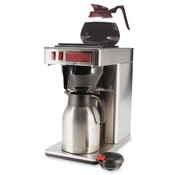 "CoffeePro Coffeemaker, w/ Decanter, 40 oz. Server, 10""x12""x24"", STST"