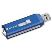 Verbatim Corporation USB 2.0 Drive, 32GB, Blue