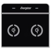 Energizer Inductive Charger, 3-Position, Black