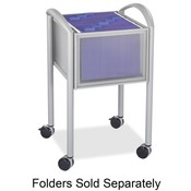 Safco Products Company Mobile File, Open Top Cart, 20-1/4x19x29-3/4, Gray Wholesale Bulk