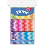 Kimberly-Clark Kleenex Pocket Tissue, Facial, 15 Sheets, 36/CT, White