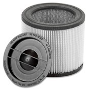 Shop-Vac Corporation Cartridge Filter, Ultra Web, Regular, Nanofibers, BE/BK