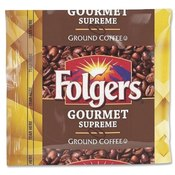 Folgers Foldgers Gourmet Supreme, 1.75 oz., 42/PK, Dark Brown