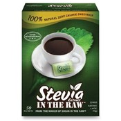 Sugar Foods Corp Sugar In The Raw, 50/BX, Green