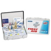 Acme United Corporation  Compliant First Aid Kit, Up To 50 People, 419 Pieces