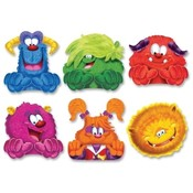 Trend Enterprises  Set Of Furry Friends, Accents, 36/PK, Multi