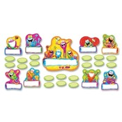 Trend Enterprises  Bulletin Board Set, Frogtastic, Multi