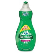 Colgate Palmolive, IPD Dishwashing Liquid, Palmolive Original, Green