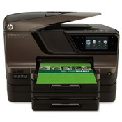 "Hewlett-Packard All-in-One Printer, 19.4""x16.3""x12.4"", Black"