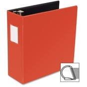 "Wholesale Four Inch Capacity 3 Ring Binders - 4"" Binders Bulk"