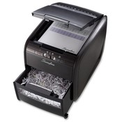 Swingline Shredder, Cross-Cut, Automatic, 60 Sht Cap, 16&quot;x11&quot;x14&quot;, BK