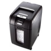 Swingline Shredder,Cross-Cut,Stack/Shred,250 Sh Cap,19&quot;x14&quot;x25&quot;,BK