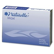 Rochester Midland Maxi Pads, Naturelle, Regular, Individually Wrapped, WE