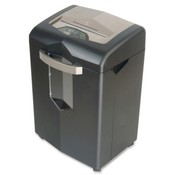 "HSM of America,LLC Shredder,Cross-Cut,17 Sht Cap,15""X12-5/8""X22-13/16"",BK/GY"