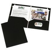 Avery Consumer Products 2-Pocket Folder, Ltr, 20 Sht Cap., 10/PK, Black Wholesale Bulk