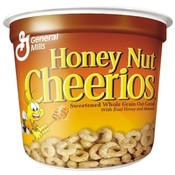 Advantus Corp. Portable Cereal-In-A-Cup,1.83 oz.,6/PK,Honey Nut Cheerios