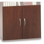 "Bush Industries Door Kit,For WC24414/WC24412,35""x3/4""x29"",Dark Cherry"