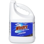 JohnsonDiversey Windex Glass Cleaner Refill, 1 Gallon
