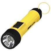 Energizer Industrial Flashlight, Uses AA Batteries, Yellow
