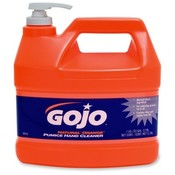 GOJO Industries Hand Cleaner,Orange Pumice,w/Baby Oil,1 Gal,Citrus Wholesale Bulk