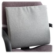 "Master Caster Company Seat/Back Cushion, 17-1/2""x17""x2-3/4"", Neutral Gray"