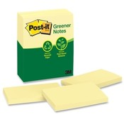 "3M Commercial Office Supply Div. Post-it Notes, Original, 3""x5"", 100 Sh/PD, 12/PK, CYW"