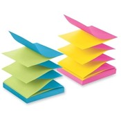 "3M Commercial Office Supply Div. Post-it Notes,Pop-up,3""x3"",100 SH/PD,12/PK,TE/LE/FU/YW"