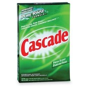 Procter & Gamble Commercial Cascade Dishwashing Powder, 20 oz