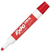 Sanford Ink Corporation Dry-erase Marker, Bullet Point, Red