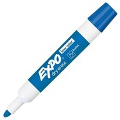 Sanford Ink Corporation Dry-erase Marker, Bullet Point, Blue
