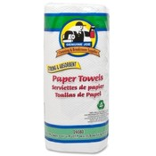 "Genuine Joe Roll Towels,2-Ply,80 Sheets/Roll,11""x9"