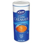 Sugar Foods Corp Creamer In A Canister, 12 oz Canister, 1/PK