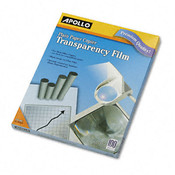 Apollo Laser Copier Transparency Film Letter Clear 100 Wholesale Bulk