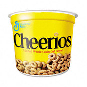 Cheerios Breakfast Cereal Single-Serve 1.3oz Cup