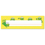 Desk Nameplates Frogs 9 1/2 x 3 36/Set