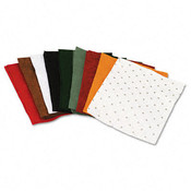 Felt Sheets 9 x 12 Assorted Colors 1-Lb. Pack