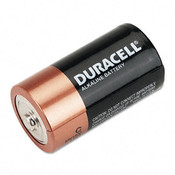 Duracell Coppertop Alkaline Batteries C 8/Pack