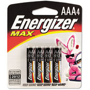 Alkaline Batteries AAA 4 Batteries/Pack Wholesale Bulk