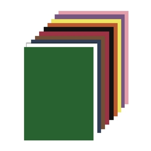 ''50pack Construction Paper, 9''''x12'''', Assorted (944393)''