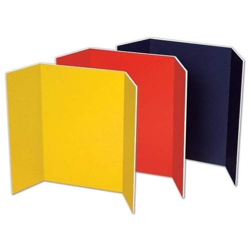 3 Panel Display Board - Panel Display Board - Three Panel Display Board